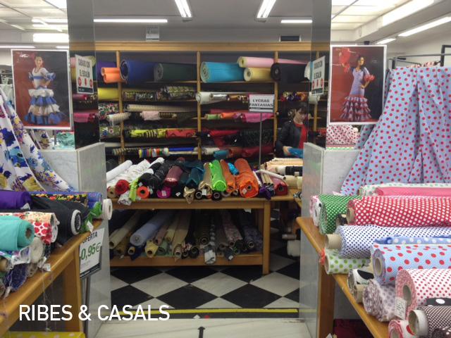 Tiendas de tapicerias en madrid interesting polipiel - Tapicerias en sevilla ...