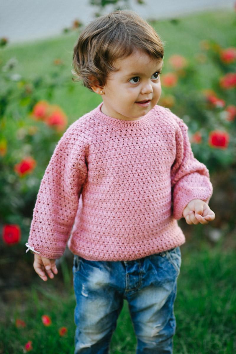 Jersey hecho a mano bebe 01