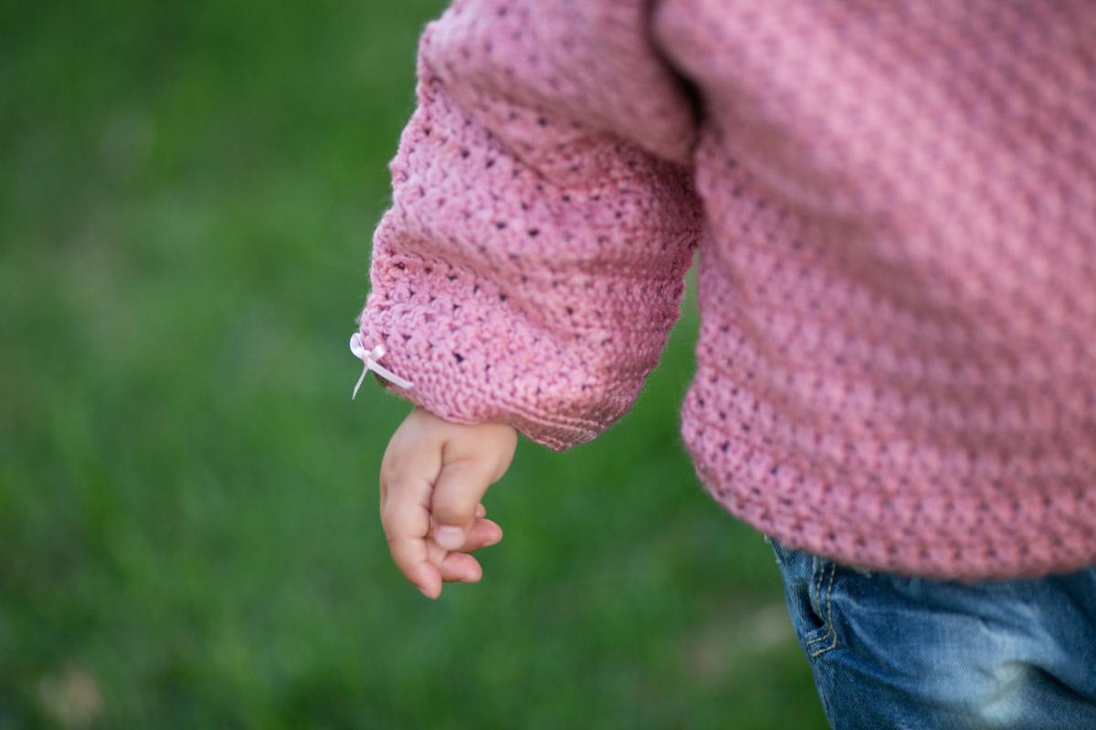 Jersey hecho a mano bebe 02