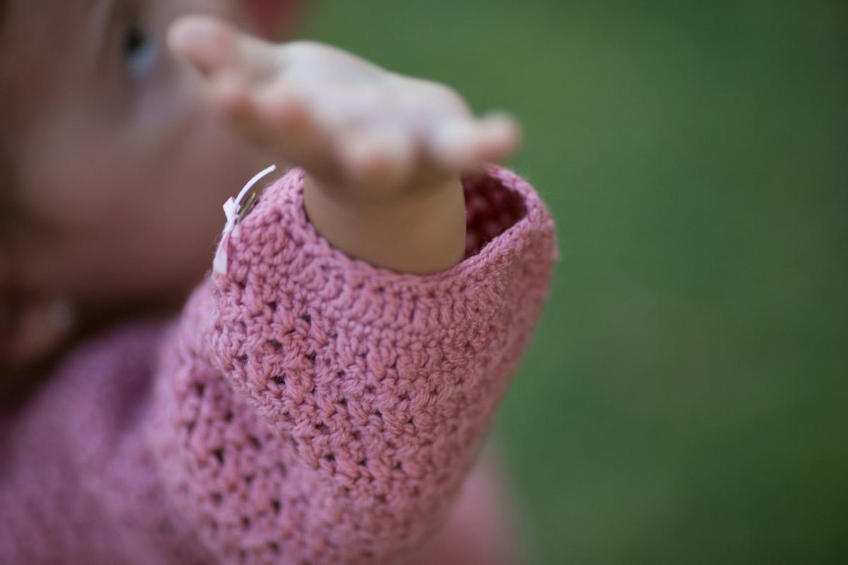Jersey hecho a mano bebe 03