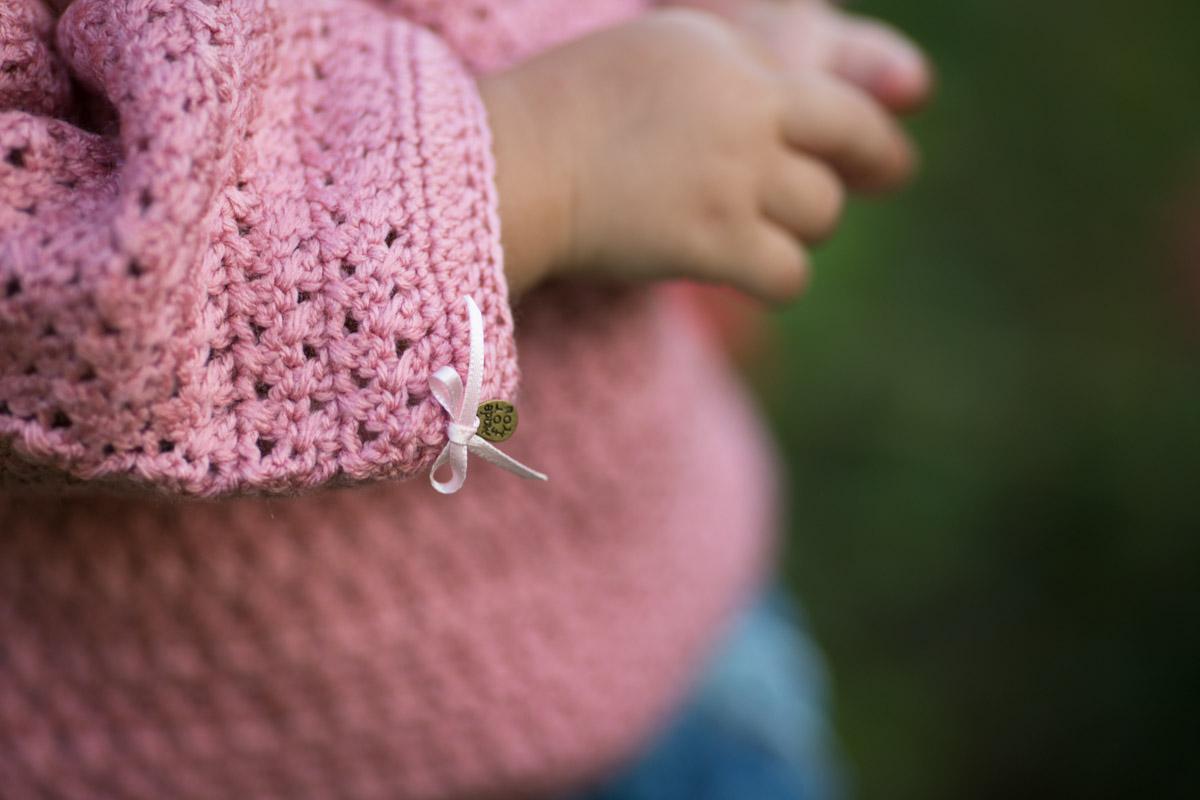 Jersey hecho a mano bebe 06