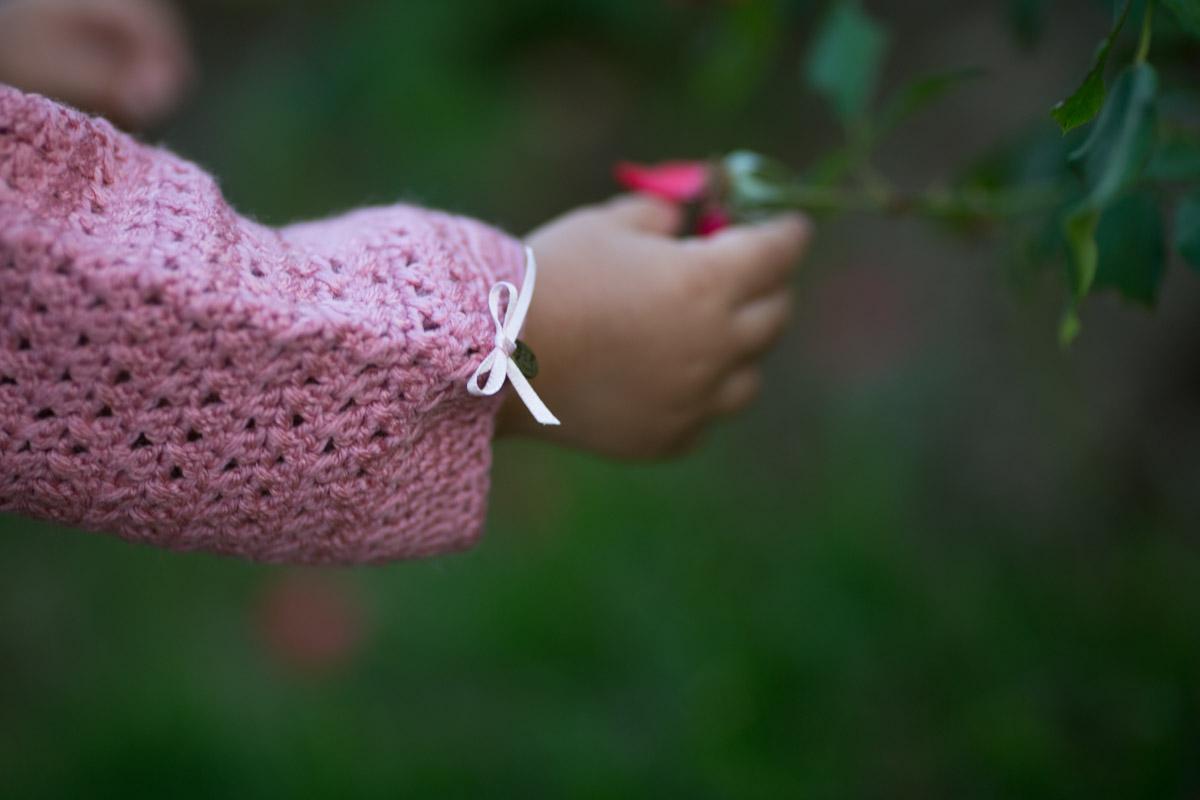 Jersey hecho a mano bebe 08