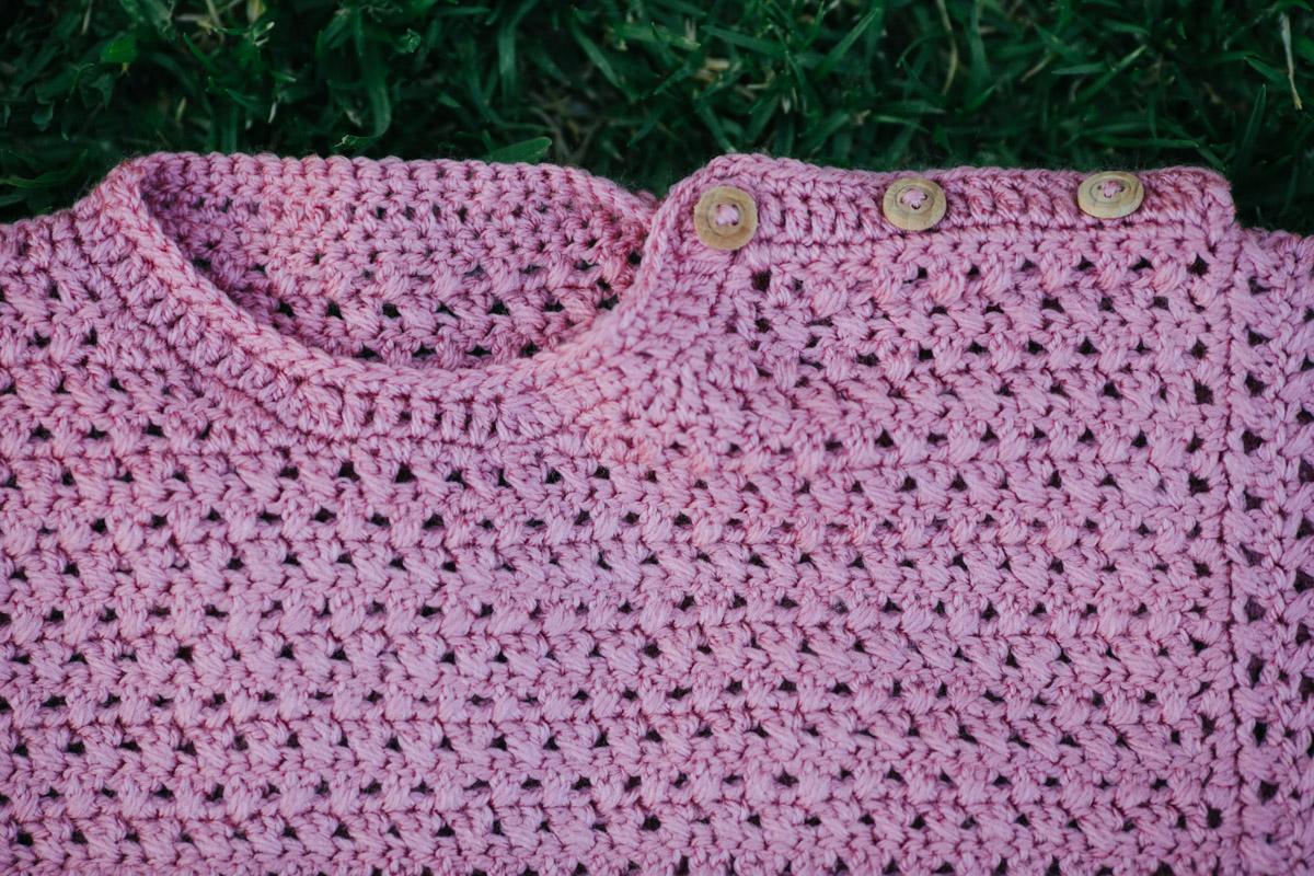 Jersey hecho a mano bebe 13