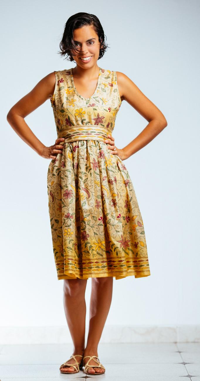 LADM Vestido Amarillo 03
