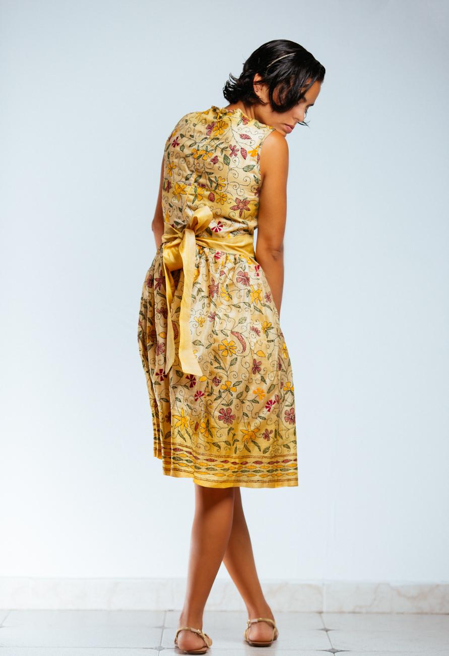 LADM Vestido Amarillo 05