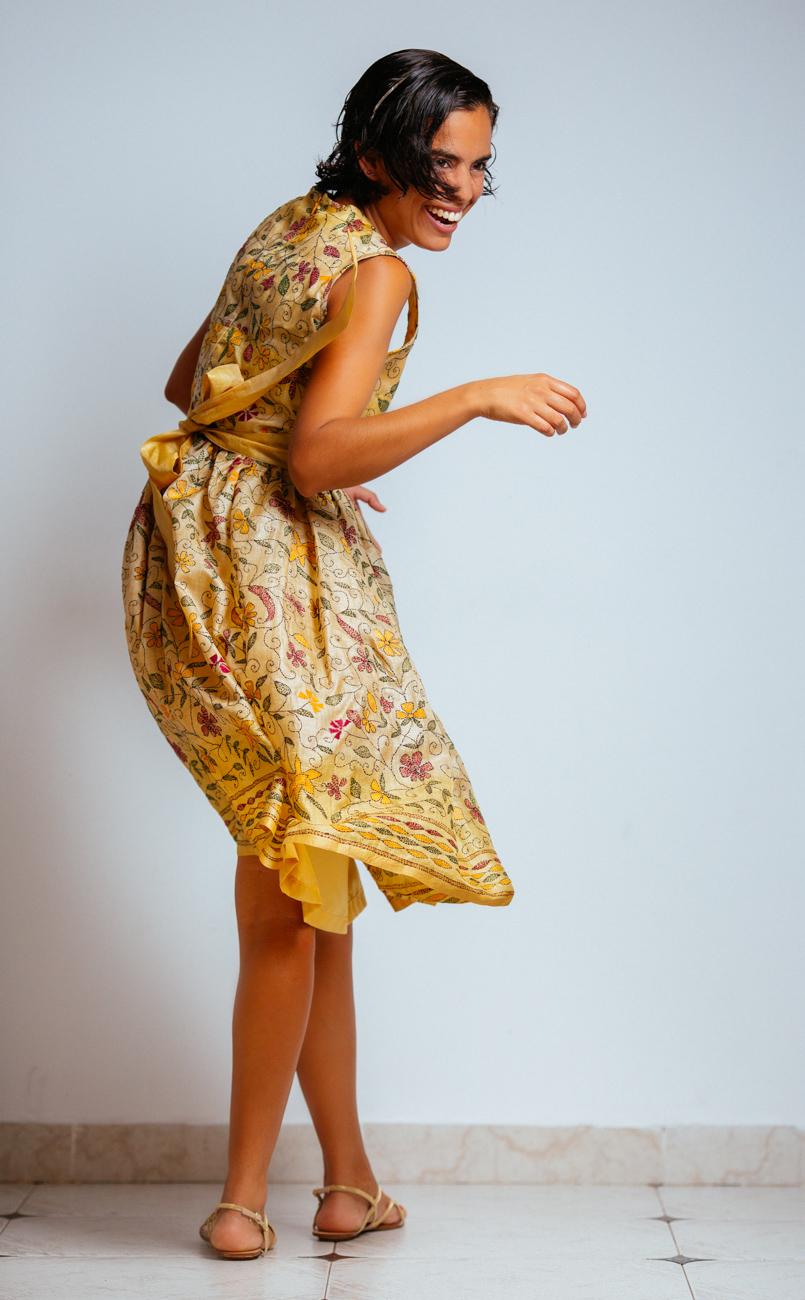 LADM Vestido Amarillo 06